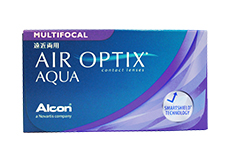 Air Optix Aqua Multifocal (3 Pack)