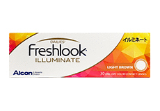 FreshLook Illuminate (Light Brown) 30lens