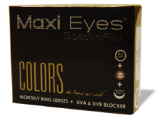 Maxi Eyes Colors Double Tone