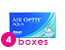 Air Optix Aqua 4-Box Pack (12 Pairs)